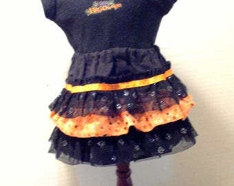 """Halloween outfits for American Girl dolls and other 18"""" dolls"""