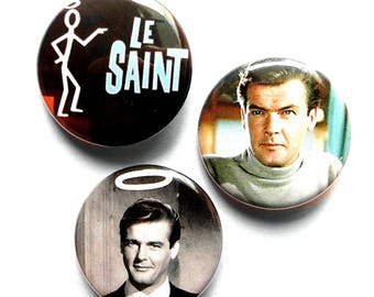 The Saint, short story in 3 badges...!