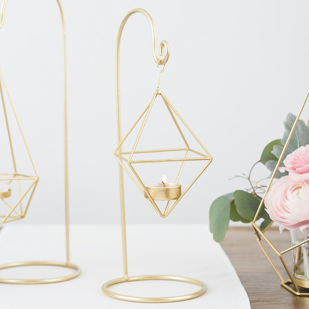 2 wedding event centerpieces gold geometric hanging vases 2 wedding event centerpieces gold geometric hanging vases wedding decorations wedding centerpiece vases modern wedding vase with hanger reviewsmspy