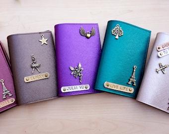 Personalized passport cover, passport holder, passport covers, personalized passport covers, personalized passport holder