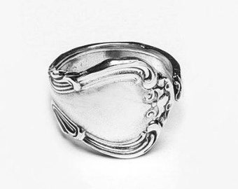 """Spoon Ring: """"Madeline"""" by Silver Spoon Jewelry"""