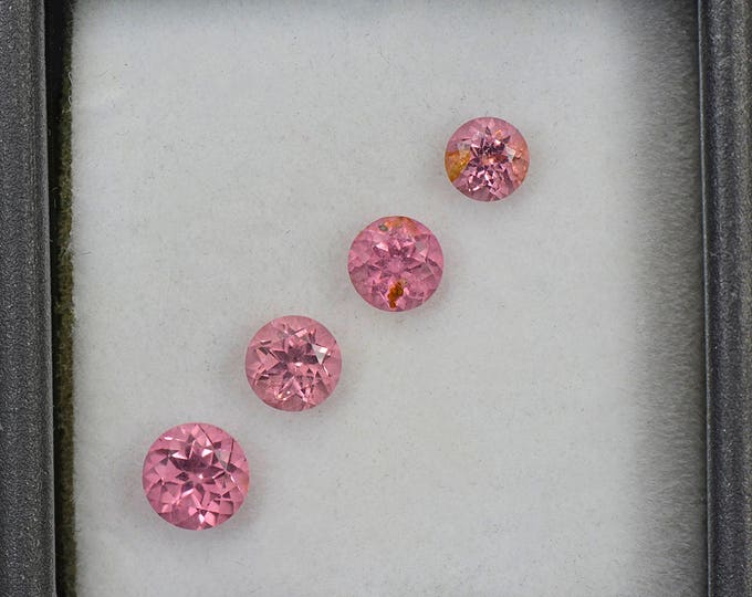 Gorgeous Pink Spinel Gemstone Set from Tanzania 1.77 tcw.