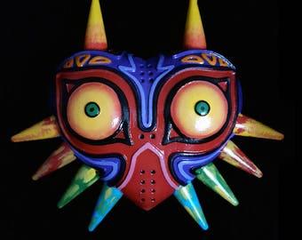 Resin Display Majoras Mask Replica