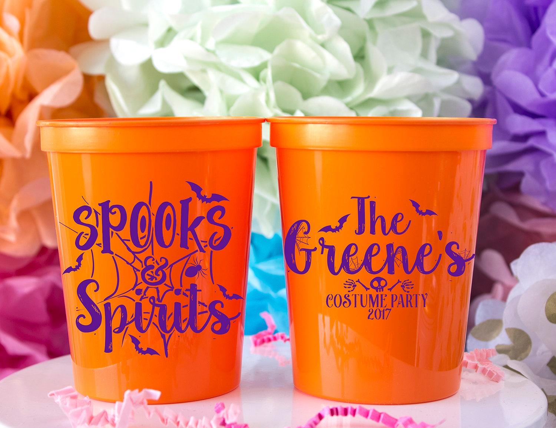 Halloween Cup Halloween Party Favor Halloween Wedding Drinking