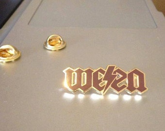 Ween - Back In Brown pin