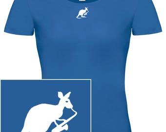 WOMAN T-shirt Saxophone
