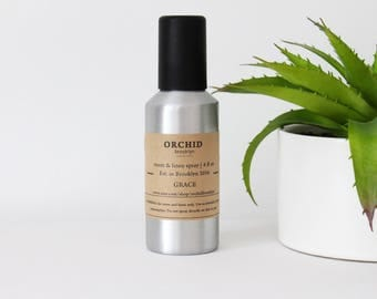 Grace Room & Linen Spray (honesuckle, vanilla cotton)