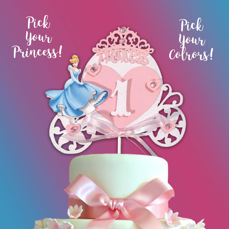 Princess Favors Princess Decorations Princess Wedding Favors