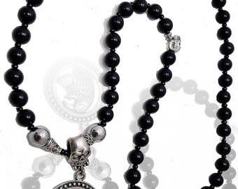 Necklace Eagle Biker style