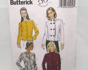 Butterick 5927 Misses Jacket Easy UNCUT