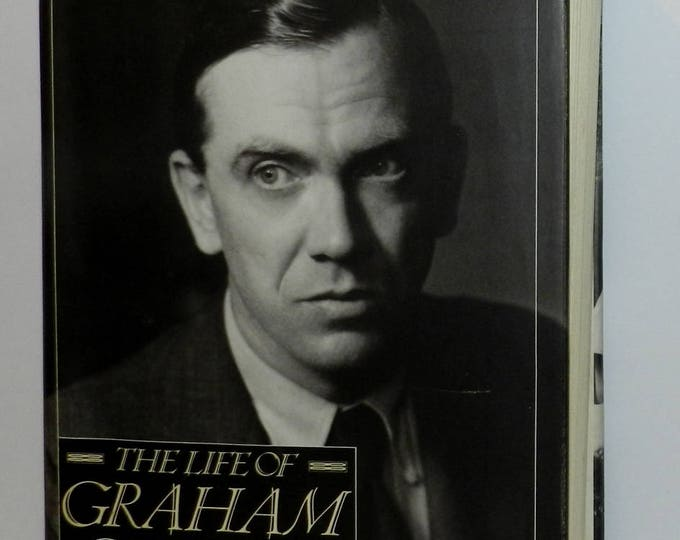 Life of Graham Greene: 1904-1939 by Norman Sherry 1989 Hardcover