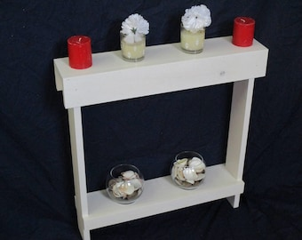 small accent table skinny table side table narrow table nightstand entryway