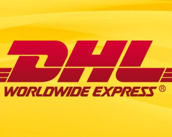 DHL express shipping upgrade, 1-3 business days