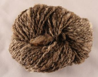 Hand spun wool. Mallorcan sheep. MULESING FREE WOOL Limited edition
