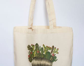 Cotton Bag with original design/tote bag/shopping bag