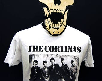 The Cortinas - Fascist Dictator / Television Families - T-Shirt