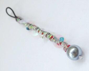 Mermaid Dreadlock Charm | Extension | Hair Wrap