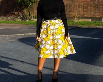SO London Midi Skirt