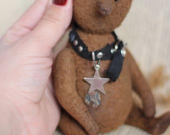 OOAK Bear, Teddy, ooak teddy bear, Vintage Teddy, handmade, artist Teddy, toy, bear, Stuffed Animals & Plushies