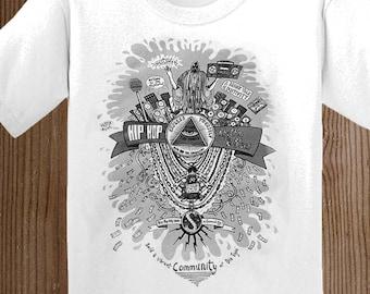 Hip-Hop Shirt