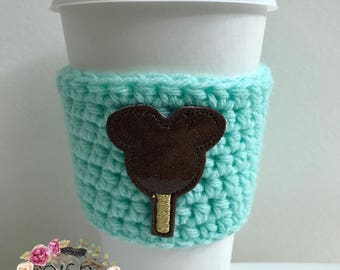 "The ""Mickey Ice Cream"" Cozy"