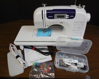 Pre-Owned Brother CS6000i Computerized Sewing Machine