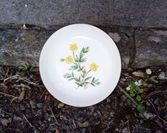 Vintage Minton, Meadow, Bone China Trinket dish
