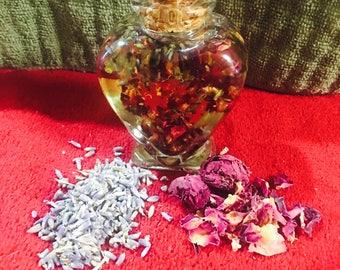 Lavender Lust Body Oil//Bath Oil