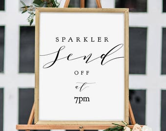 Let love grow sign wedding favour sign please take one sign sparkler send off sign printable template wedding sparkler sign 8x10 18x24 wedding pronofoot35fo Image collections