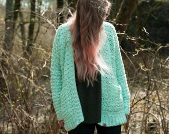 The Starling Cardigan Crochet Pattern