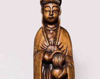 Antique Guanyin Statue