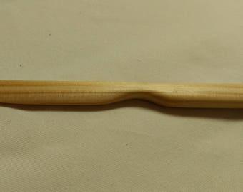 Hand-carved Wooden Spreader