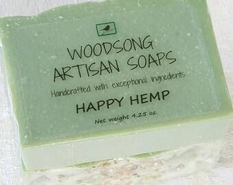 Happy Hemp Artisan Soap