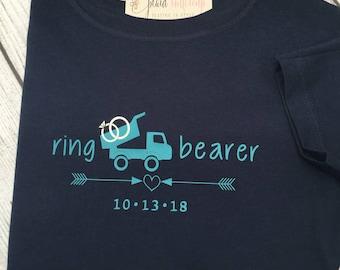 Ring Bearer Shirt, Ring Bearer, Ring Bearer Gift, Ring Security, Ring Security Shirt, Ring Bearer Outfit, Wedding Party Gift, Wedding Gift