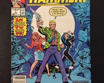 Sledge Hammer! # 1 Comic by Marvel Comics