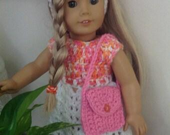 "18"" Doll. 3 piece."