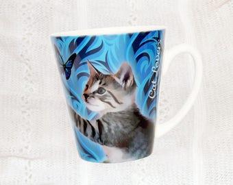 Chase Your Dreams – Cat Mug