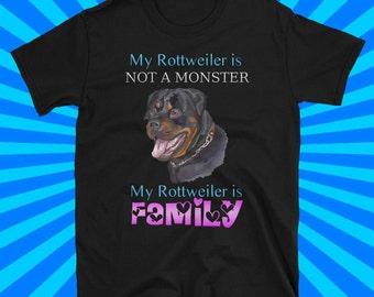 Rottweiler T Shirt, Rottweiler Shirt, Rottweiler T-shirt, Rottweiler Tshirt, Rotty Tee, Rottweiler, Rotty T Shirt, Rottweiler T Shirt