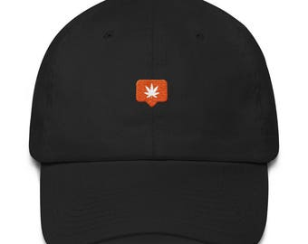 "Dad Hat, ""Like"" Leaf"
