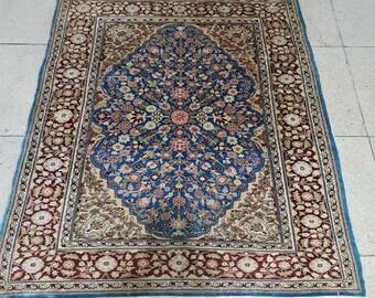 Turkish Hereke Silk carpet