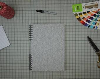 Heather Gray Sketchbook