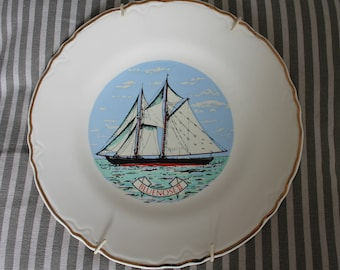 Bluenose Plate