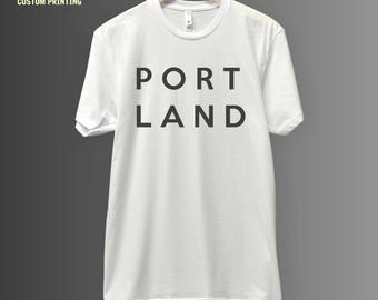 PORTLAND Shirt | Portland - Portland, Oregon - Oregon Shirt