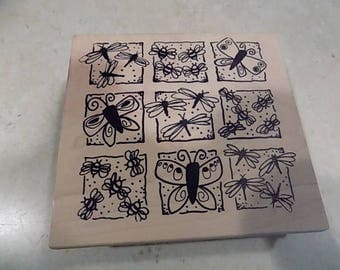 Custom Rubber Stamp Large 4 X 6 Inch Extra Large Rubber Stamp