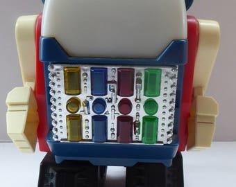 Rare LAMBDA - I Robot Battery Opererated by JW Toys Made in Taiwan 1970's. No Box