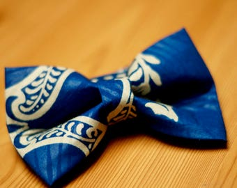 Mvura African Print Bow Tie