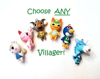 Pick ANY Animal Crossing Villager Charm!