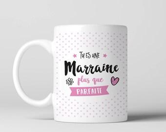 Mug you are a perfect godmother
