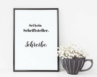 Poster, art print, digital print, saying posters for bookworms and Booknerds. Inspirational quotes.