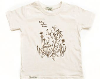 organic toddler shirt - Gift for Kids - trendy kids clothes, toddler gift, organic toddler gifts, organic kids t shirt, organic kids clothes